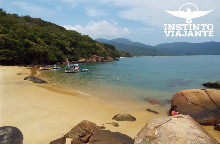 Praia da Feiticeira, Ilha Grande/RJ
