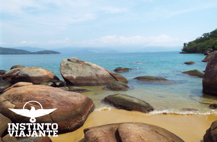 Canto da Praia da Feiticeira, Ilha Grande/RJ