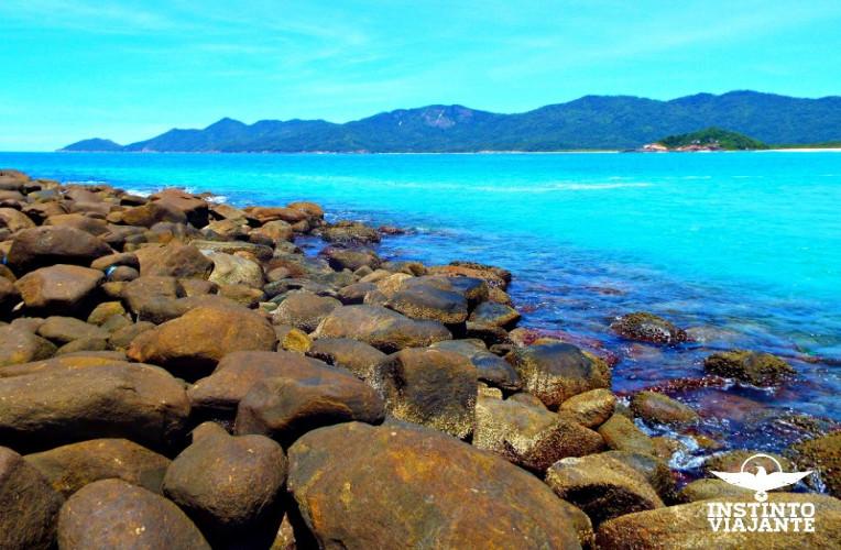 Praia de Leste, Ilha Grande/RJ