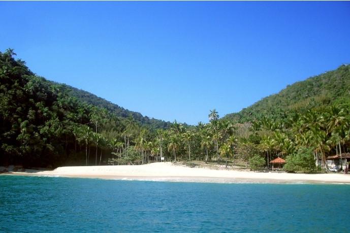 Praia de Meros, Ilha Grande/RJ