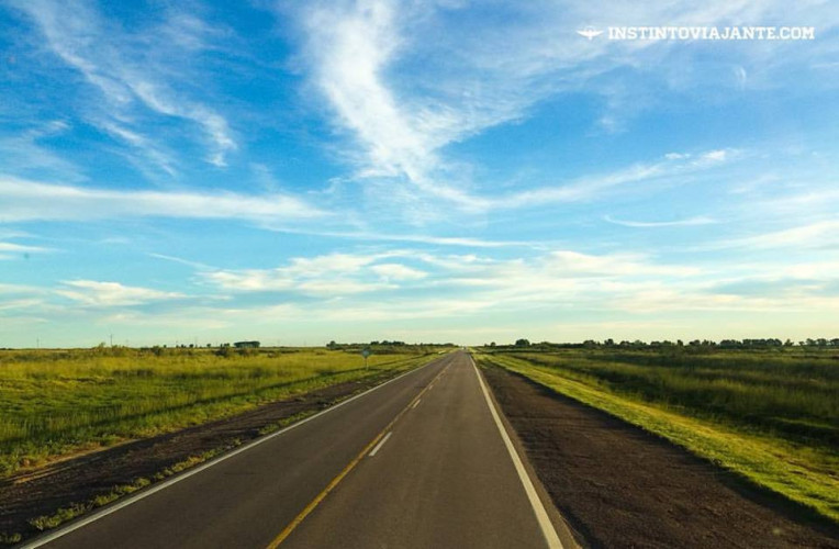 Ruta Nacional 3 rn3 argentina