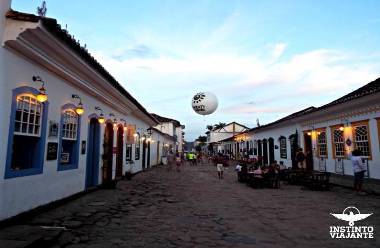Centro Histórico de Paraty, RJ, Brasil