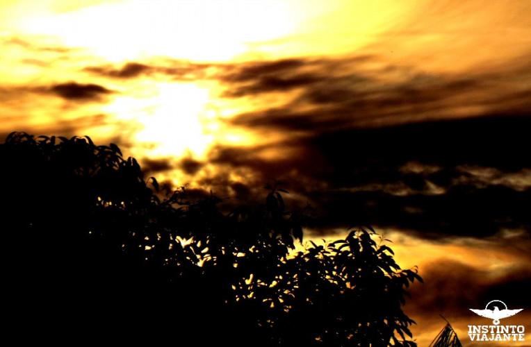 Minutes antes do por do sol - Paraty, RJ, Brasil