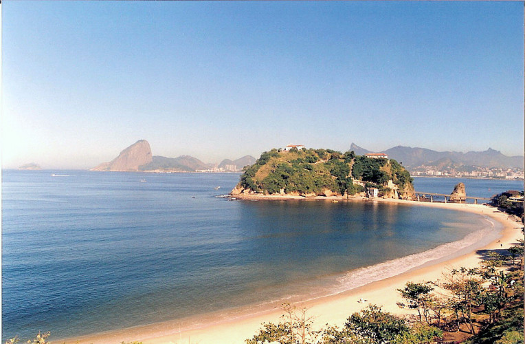 Praia de Boa Viagem, Niterói-RJ