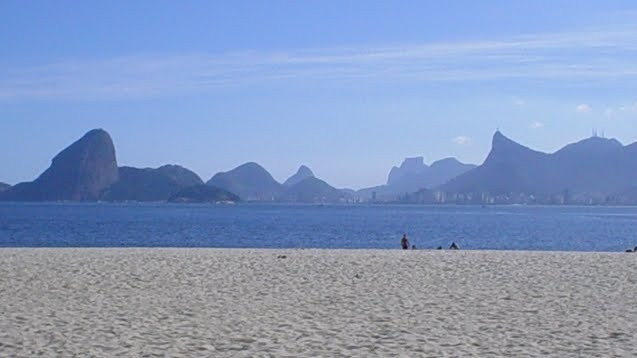 Praia de Icaraí, Niterói-RJ