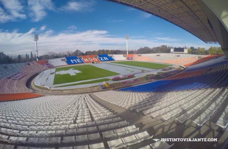 Estádio Malvinas Argentinas em Mendoza. Casa do Godoy Cruz