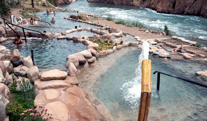 Águas termais de Cacheuta, Mendoza