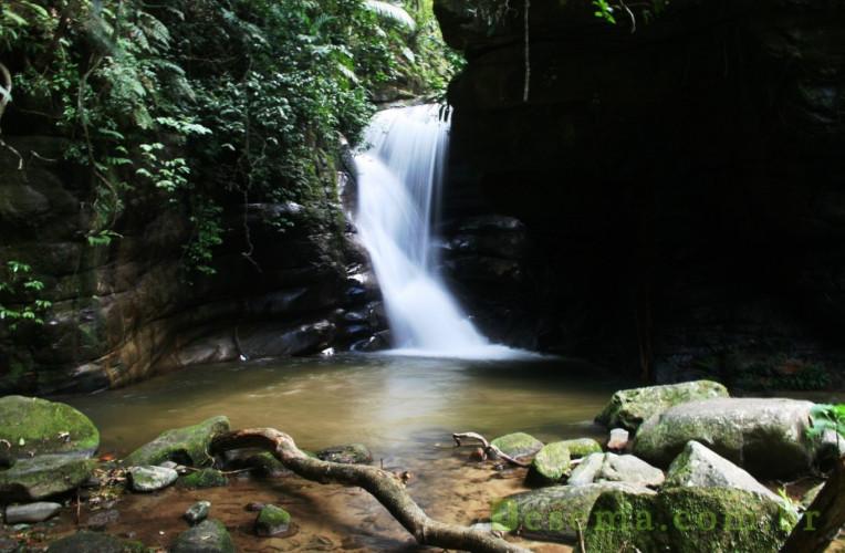 Cachoeira das Andorinhas, Sana-RJ